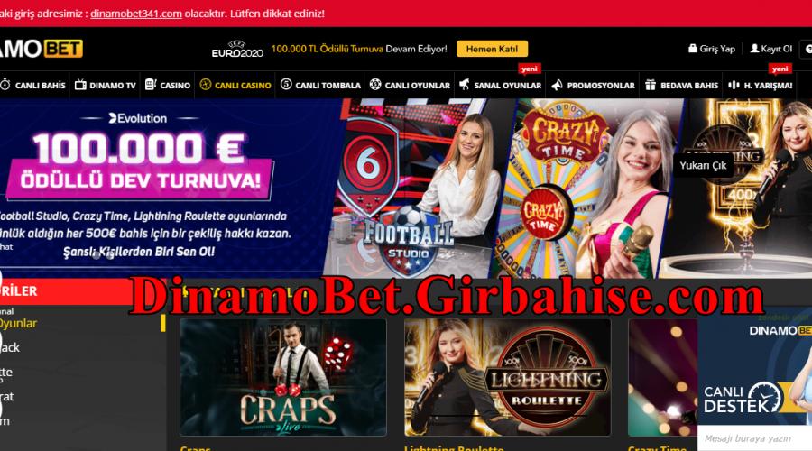 dinamobet casino